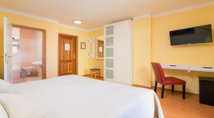 Hotel Prague Double or Single Room